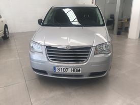 CHRYSLER Voyager Grand 2.8CRD Limited Entret. Aut.