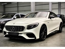 MERCEDES-BENZ Clase S Cabrio 63 AMG 4Matic+ 9 SpeedShift MCT