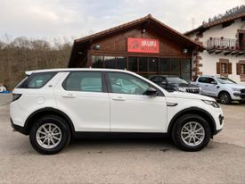 LAND-ROVER Discovery Sport 2.0TD4 Pure 7pl. 4x4 150
