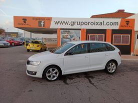 SKODA Spaceback 1.4TDI Ambition DSG