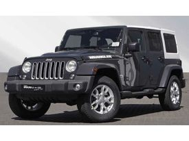 JEEP Wrangler Unlimited 3.6 JK Edition Aut.