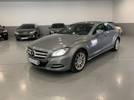 MERCEDES-BENZ Clase CLS 350CDI BE (9.75) Aut.
