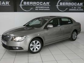 SKODA Superb 1.6TDI CR Greenline Active