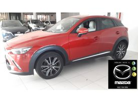 MAZDA CX-3 1.5D Luxury Pack White AWD