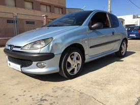 PEUGEOT 206 1.6 Play Station2