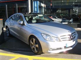 MERCEDES-BENZ Clase E Coupé 250CDI BE Aut. (9.75)
