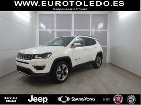 JEEP Compass 1.3 Gse T4 Limited 4x2 130