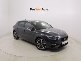SEAT León 2.0 TDI 150 FR DCT LAUNCH PACK L