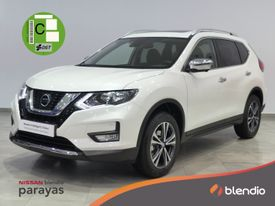 NISSAN X-Trail 1.3 DIG-T N-CONNECTA DCT 120KW 7 SEAT 160 5P 7 PLAZAS