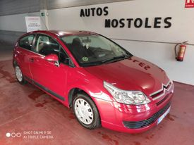 CITROEN C4 Coupé 1.6HDI Cool 110