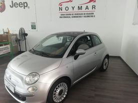 FIAT 500 1.2 Blackjack