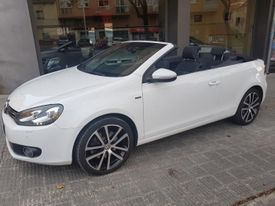 VOLKSWAGEN Golf CABRIO 2.0 TDI 140CV DSG BLUEMOTION TECH