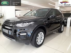 LAND-ROVER Discovery Sport  TD4 4WD SE AT