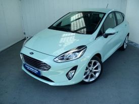 FORD Fiesta  NEW FIEST5 DOOR SETITANIUMB1.0 95PS 6SPD MAN6
