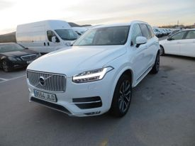 VOLVO XC90  Inscription AWD 2.0  225CV  AT8  E6 - TEST PAL