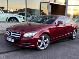 MERCEDES-BENZ Clase CLS 250CDI BE Aut.