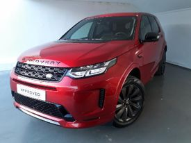 LAND-ROVER Discovery Sport 2.0eD4 R-Dynamic S FWD 150