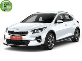 KIA XCeed 1.6 CRDi Eco-Dynamics DCT Tech 136