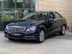 MERCEDES-BENZ Clase C 300CDI BE Sport Edition 4M 7G