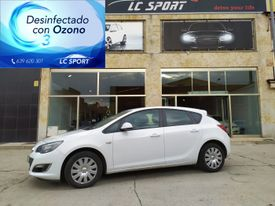 OPEL Astra Sedán 1.7CDTi Selective Business