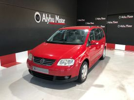 VOLKSWAGEN Touran 1.9TDI Advance
