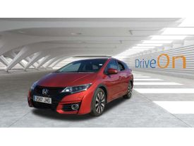 HONDA Civic Tourer 1.6 i-DTEC Lifestyle Navi Pack