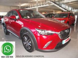 MAZDA CX-3 1.5D Luxury Pack White 2WD