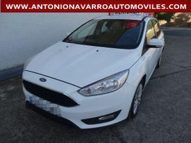 FORD Focus  Sportbreak Trend 1.5 TDCi 95 CV Auto-Start-Stop