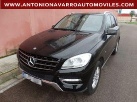 MERCEDES-BENZ Clase M L 250 BlueTEC 4MATIC