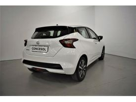NISSAN Micra 1.5dCi S&S Acenta 90