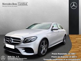 MERCEDES-BENZ Clase E 220 d BERLINA
