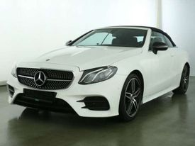 MERCEDES-BENZ Clase E 220 d AMG Cabrio *NIGHT/LED/NAVY*