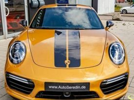 PORSCHE 911  Turbo S Exclusive Series *ONLY 1.500 Kms* NEW..!!.