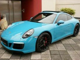 PORSCHE 911  Carrera 4 GTS Coupe PDK *LIFTING/CHRONO/BOSE*