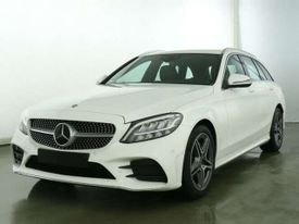 MERCEDES-BENZ Clase C 220 d AMG Estate *9G/LED/DISTRONIC/COMAND/KAMERA*