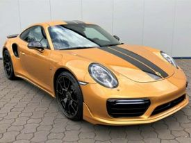 PORSCHE 911 Turbo S Exclusive Series PDK