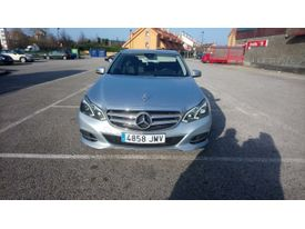 MERCEDES-BENZ Clase E 220 BT Avantgarde 4M 7G Tronic Plus