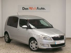 SKODA Roomster 1.6TDI CR Ambition 90
