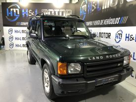 LAND-ROVER Discovery ExpeditionTD 5 S