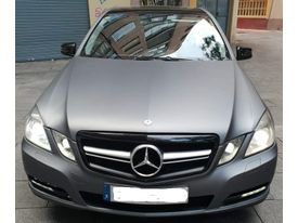 MERCEDES-BENZ Clase E 200CDI BE 7G Plus