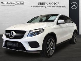 MERCEDES-BENZ Clase GLE Coupé 350d 4Matic Aut.