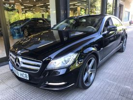 MERCEDES-BENZ Clase CLS 350CDI BE (4.75) Aut.