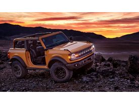FORD Bronco Wildtrack 2.7L EcoBoost 4x4 4P Aut.