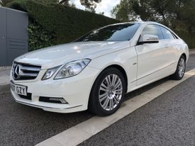MERCEDES-BENZ Clase E Coupé 350CDI BE Prime Edition Aut.