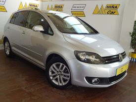 VOLKSWAGEN Golf Plus 1.6TDI Advance DSG