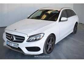MERCEDES-BENZ Clase C 220 d Sportive AMG Estate
