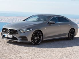MERCEDES-BENZ Clase CLS 350 BE (9.75) Aut.