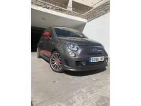 ABARTH 500 500C 1.4T-Jet Secuencial 140