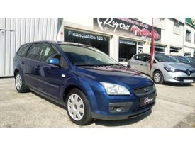 FORD Focus Sedán 1.8TDCi Trend