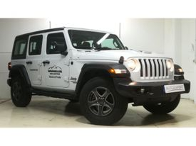 JEEP Wrangler Unlimited 2.8CRD Sport Aut.